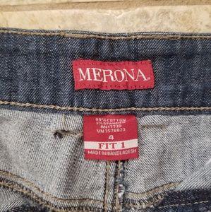 Merona Shorts - Merona Great Condition Blue Jean Shorts!